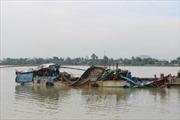 Nhiều sai phạm trong khai thác cát tại Kon Tum