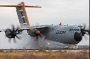Quân đội Đức quyết định sử dụng 13 máy bay vận tải Airbus A400M