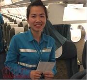 Nhân viên sân bay Nội Bài trả lại cho hành khách gần nửa tỷ đồng
