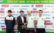 Tuyển Việt Nam 'làm nóng' từ trận giao hữu với Đài Loan