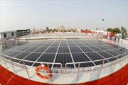 Nhân rộng mô hình hệ thống pin năng lượng mặt trời tại Thủ đô