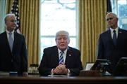 Nếm trái đắng Obamacare, ông Trump gọi phe Dân chủ là 'kẻ thua cuộc'
