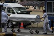 Truyền thông đưa tin thi thể 'ông Kim Jong-nam' bị đưa đi hỏa táng