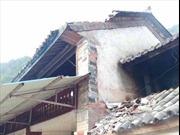 Vụ động đất 5,5 độ Richter tại Trung Quốc ảnh hưởng tới hàng nghìn hộ dân