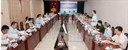 Đoàn giám sát của Ủy ban Thường vụ Quốc hội làm việc tại An Giang
