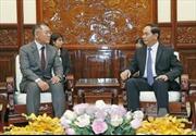 Chủ tịch nước mong Tập đoàn Hyundai hỗ trợ đối tác Việt Nam về chuyên môn kỹ thuật