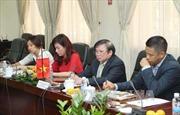 Việt Nam - Thụy Sĩ chia sẻ thông tin về hợp tác giáo dục và đào tạo