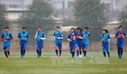 Việt Nam sẵn sàng cho vòng loại giải bóng đá nữ vô địch châu Á 2018
