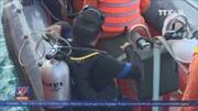 Kết thúc công tác tìm kiếm, cứu nạn tàu Hải Thành 26