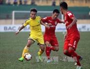 Bình Dương có 3 điểm trên sân nhà, Hà Nội FC vẫn đầu bảng xếp hạng