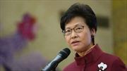 Trung Quốc bổ nhiệm Trưởng Khu Hành chính Đặc biệt Hong Kong