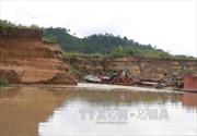 Vi phạm hành chính về khoáng sản bị phạt tới 2 tỷ đồng