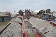 Hà Nội: Quyết liệt giám sát, xử lý 82 'điểm nóng' khai thác cát