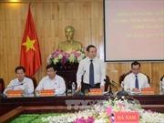 Phó Chủ tịch Quốc hội Phùng Quốc Hiển: Hà Nam cần phát triển nông nghiệp hữu cơ