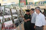 Triển lãm ảnh 'Những khoảnh khắc lịch sử' của  NSNA Minh Lộc