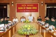 Quân ủy Trung ương triển khai một số nội dung trọng tâm công tác quân sự, quốc phòng