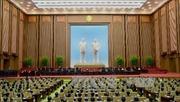 Tàu sân bay Mỹ áp sát, Triều Tiên vẫn họp Quốc hội bình thường