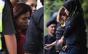2 nghi phạm vụ sát hại ông 'Kim Jong Nam' được đưa tới sân bay