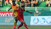 V.League 2017:Sanna Khánh Hòa BVN  đè bẹp đội chủ nhà, vươn lên vị trí thứ 3