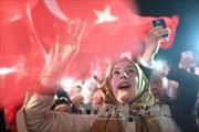Trưng cầu ý dân ở Thổ Nhĩ Kỳ: Phe sửa đổi Hiến pháp giành chiến thắng