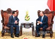 Thủ tướng Nguyễn Xuân Phúc tiếp Đại sứ Mông Cổ