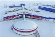 Hé lộ căn cứ quân sự mới hoành tráng của Nga ở Bắc Cực