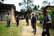 13 vụ tấn công liên hoàn tại miền Nam Thái Lan
