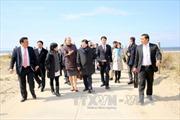Việt Nam mong muốn Hà Lan chia sẻ kinh nghiệm xây dựng và quản lý cảng biển