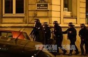 Nghi can nổ súng ở Paris trình diện cảnh sát Bỉ