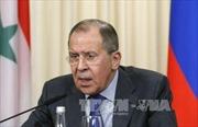 Nga tố phương Tây bịa đặt về vũ khí hóa học nhằm lật đổ chế độ Syria