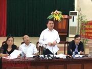 Người dân Đồng Tâm đồng ý thả người sau cuộc đối thoại với Chủ tịch Hà Nội Nguyễn Đức Chung