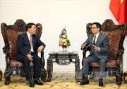 Phó Thủ tướng Vũ Đức Đam tiếp Chủ tịch Viện Hàn lâm Khoa học Trung Quốc