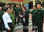 Phó Chủ tịch Quốc hội Tòng Thị Phóng tiếp xúc cử tri tỉnh Sơn La