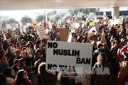 Hàng nghìn người tuần hành phản đối chính sách nhập cư của Tổng thống Mỹ