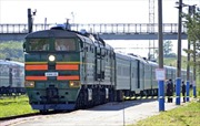 'Giận' Trung Quốc, Triều Tiên xích lại gần Nga qua giao thông