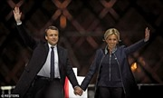 Sẽ có bất ngờ về vai trò của Đệ nhất Phu nhân đắc cử Pháp trong chính quyền mới?