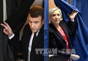 Kết quả cuối cùng cuộc bầu cử Tổng thống Pháp
