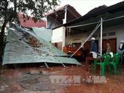 Bình Phước: Mưa to kèm lốc xoáy gây thiệt hại hàng tỷ đồng