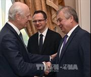 Hòa đàm Syria tại Geneva nối lại vào ngày 16/5