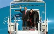 Chủ tịch nước sẽ thăm Trung Quốc, dự diễn đàn 'Vành đai, con đường'