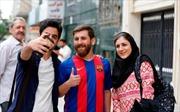 'Lionel Messi' phiên bản Iran gặp rắc rối với cảnh sát vì quá giống Messi