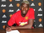 Thương vụ Pogba tới Man United bất ngờ bị FIFA lật lại