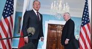 Ngoại trưởng Nga 'ngã ngửa' tại Washington khi biết tin Giám đốc FBI bị sa thải