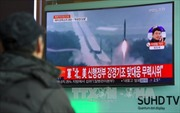 Triều Tiên phóng tên lửa, Nhật, Hàn vội họp Hội đồng An ninh Quốc gia