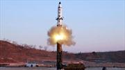 Trung Quốc kêu gọi kiềm chế sau vụ Triều Tiên phóng tên lửa