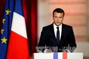 Tân Tổng thống Pháp Macron cam kết khôi phục lòng tin của người dân