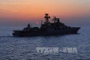 Hạm đội Thái Bình Dương Nga tập trận chống ngầm