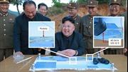 Đăng ảnh ông Kim Jong-un, truyền thông Triều Tiên vô tình làm lộ bản đồ mật