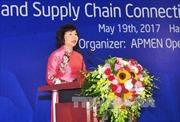 APEC 2017: Kết nối chuỗi cung ứng, chuỗi giá trị trong khu vực