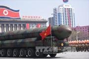Tổng thống Hàn Quốc họp khẩn sau vụ phóng tên lửa mới nhất của Triều Tiên